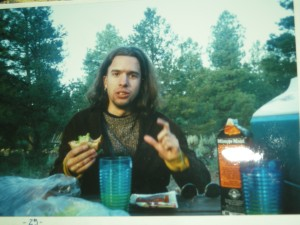 Ulf og Playmaten i 1995